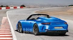 La prochaine Porsche 911 Speedster pourrait reposer sur la GT3