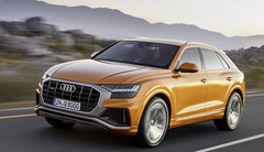 Audi Q8 : des dessus chics