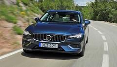 Essai Volvo V60 : Sûre d'elle