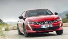 Nouvelle Peugeot 508 2018 : nos premières impressions