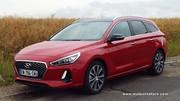 Essai Hyundai i30 SW 1.6 CRDi 136 ch : De vrais atouts face à l'hybride