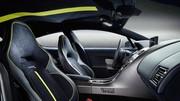 Aston Martin dévoile la Rapide AMR