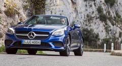 Mercedes SLC 2019 : d'infimes mises à jour