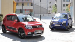 Essai Fiat Panda VS Suzuki Ignis : vadrouilleuses de poche