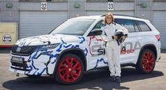 Skoda Kodiaq RS : un record au Nürburgring pour se lancer