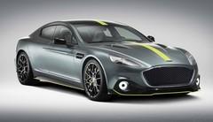 Aston Martin Rapide AMR 2018 : édition (très) limitée