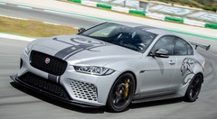 Essai Jaguar XE SV Project 8 : Folie passagère