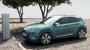 La Hyundai Kona EV 64 kWh à 42500 € en Allemagne