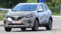 Léger restylage au Mondial pour le Renault Kadjar