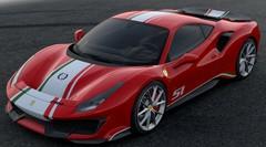 Une série spéciale « Piloti Ferrari » pour la 488 Pista