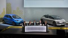 Une Renault électrique avec 600 km d'autonomie en 2022