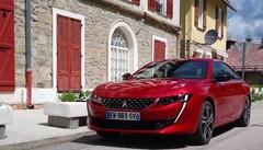 Essai Peugeot 508 II
