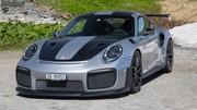 Essai Porsche 911 GT2 RS: une classe à part
