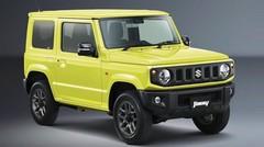 Suzuki dévoile le nouveau Jimny