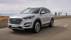 Hyundai Tucson : une hybride légère !