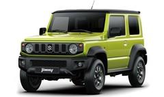 Suzuki Jimny : le baroudeur de poche