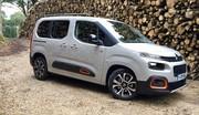 Essai Citroën Berlingo Multispace 2018 : mais que reste-t-il aux SUV ?