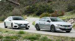 Essai : La nouvelle Peugeot 508 défie la Volkswagen Arteon