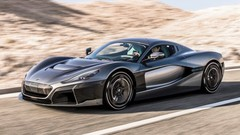 Porsche achète 10% de Rimac !