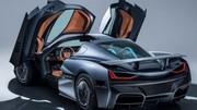 Porsche entre au capital de Rimac Automobili