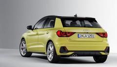 Nouvelle Audi A1 Sportback : la tête au carré