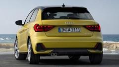 Audi A1 Sportback II : Sportback et essence