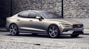 Volvo dévoile la nouvelle S60
