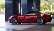 Mazda MX-5 : plus de chevaux