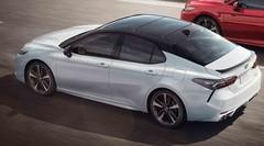 Toyota: la Camry va remplacer l'Avensis