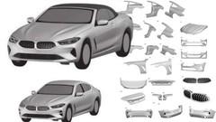 BMW Série 8 Gran Coupé et BMW Série 8 Cabriolet : les premières images