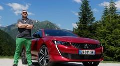 Essai Peugeot 508 : coup de griffe à la concurrence