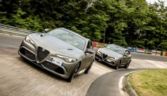 Alfa Romeo Giulia et Stelvio Nring : 216 unités et plus de 120 000 € !