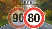 80 km/h: la Creuse ne veut pas s'occuper des panneaux