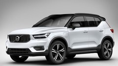 Le XC40 sera la première Volvo 100% électrique