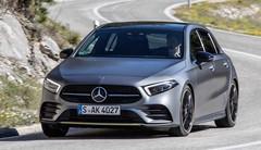 Mercedes Classe A hybride : pour concurrencer l'A3 e-tron