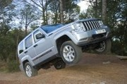 Essai Jeep Cherokee 2008 : En route vers l'Europe !