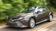 La Toyota Camry va remplacer l'Avensis