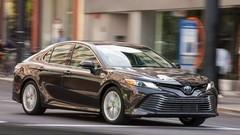 Toyota Camry à la place de l'Avensis en Europe