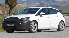 L'Opel Astra prête à se renouveler