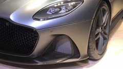 Aston Martin DBS Superleggera : image en fuite