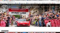 Course à travers l'Europe : plusieurs permis retirés, des conducteurs flashés à 265 km/h