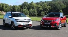 Comparatif Citroën C5 Aircross vs Peugeot 3008 : à qui le trône?