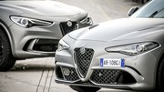 108 exemplaires, pas plus, pour les Alfa Romeo Giulia et Stelvio Quadrifoglio NRING