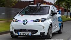 A Rouen, la Zoé devient autonome pour des tests en usage réel
