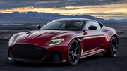 Aston Martin dévoile la DBS Superleggera, remplaçante de la Vanquish