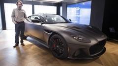Aston Martin DBS Superleggera, impressions à bord de la « super » DB11