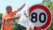 En guerre contre le 80 km/h, les Hautes-Alpes suppriment le 70 km/h !