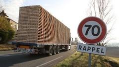 Dans les Hautes-Alpes, on supprime les portions à 70 km/h