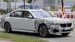 La BMW Série 7 prépare son restylage pour 2019