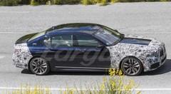 BMW Série 7 restylée (2019) : elle se refait une beauté